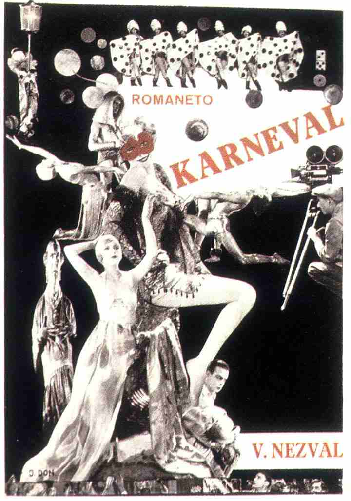 Czech-Avant-Garde-Poetism-J-Don-Karneval