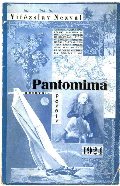 Czech-Avant-Garde-Poetism-Jindtich-Styrsky-Pantomima-Verse-1922-1924