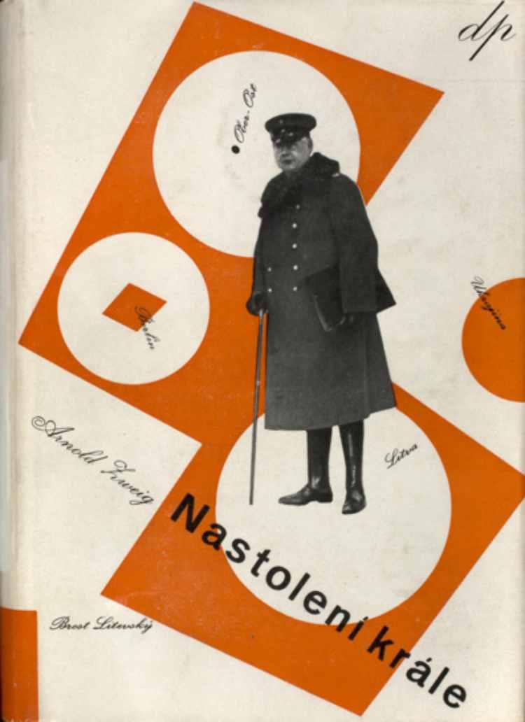 Czech-Avant-Garde-Arnold-Zweig-Nastoleni-Krale
