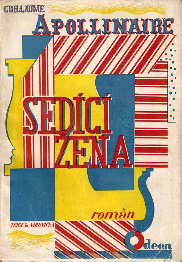 Czech-Avant-Garde-Karel-Teige-Otakar-Mrkvicka-Sedici-zena