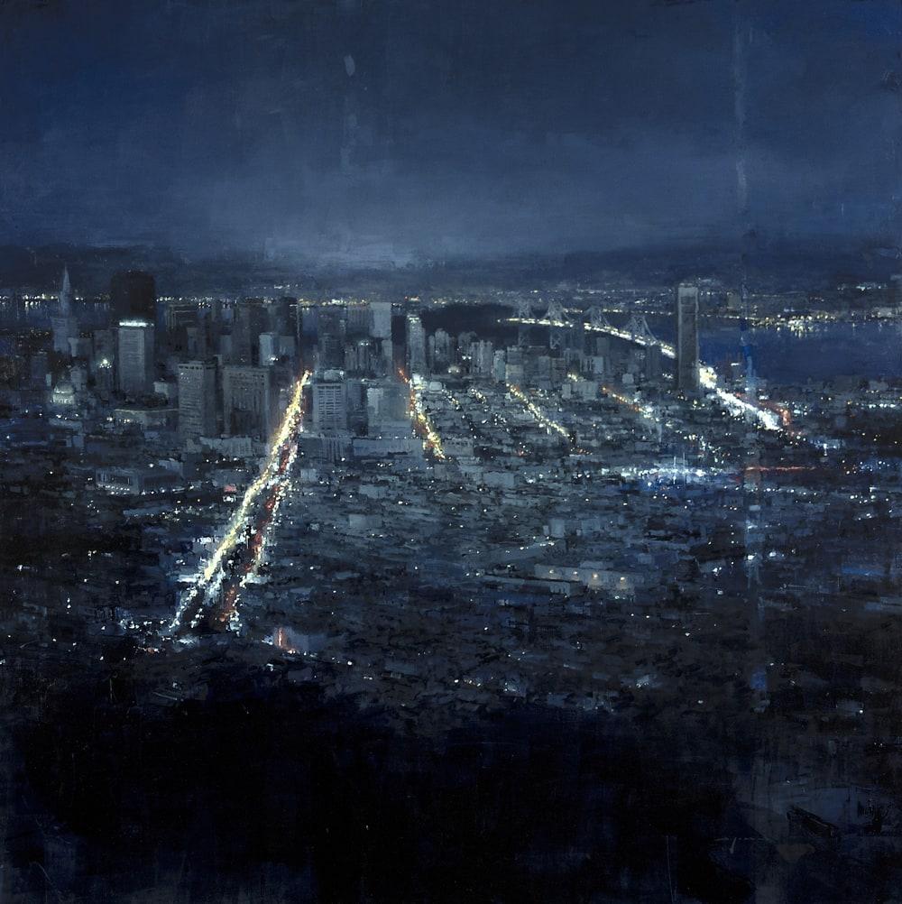 Evening-Over-San-Francisco-Jeremy-Mann-Tres-Bohemes