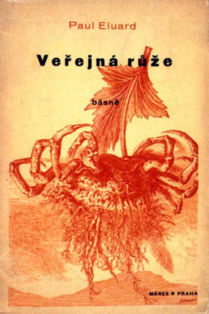 Czech-Avant-Garde-Jindrich-Styrsky-Vernjna-ruze-1936