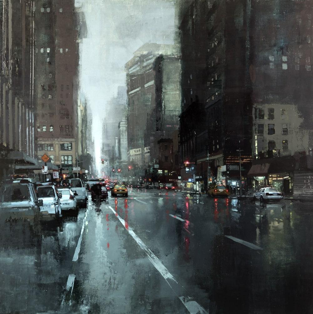 New-York-Rains-Jeremy-Mann-Tres-Bohemes