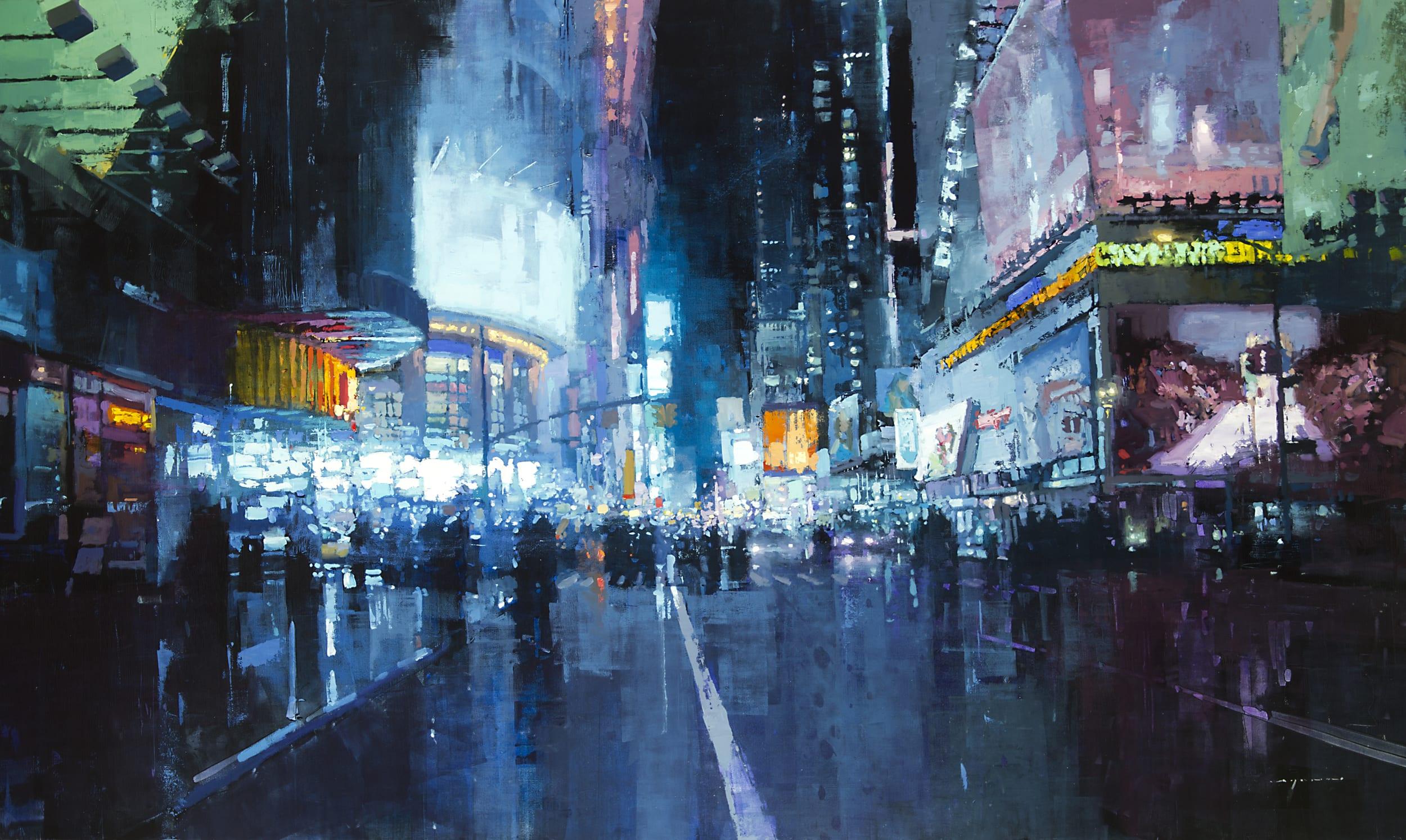 Times-Square-Lights-Jeremy-Mann-Tres-Bohemes