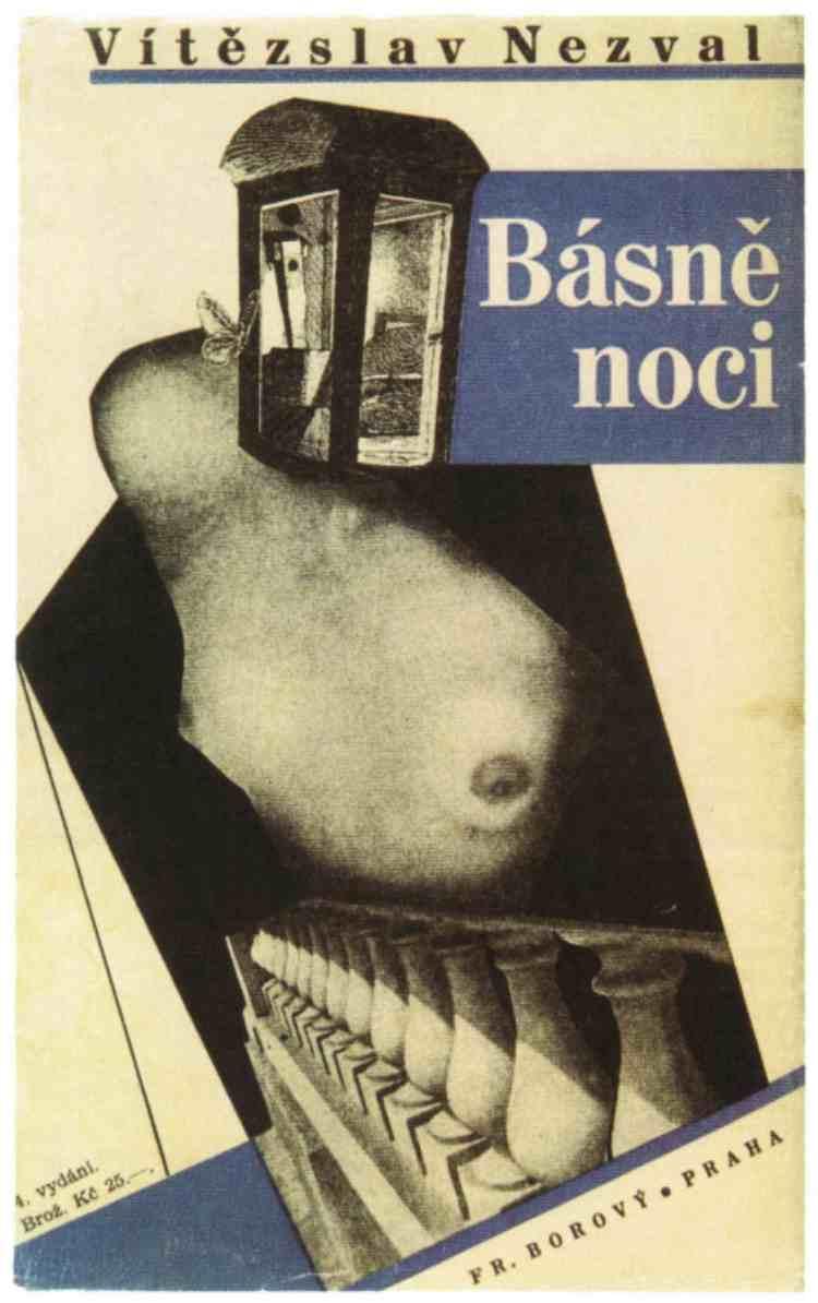 Czech-Avant-Garde-Vítezslav-Nezval-Karel-Teige-Basne-noci