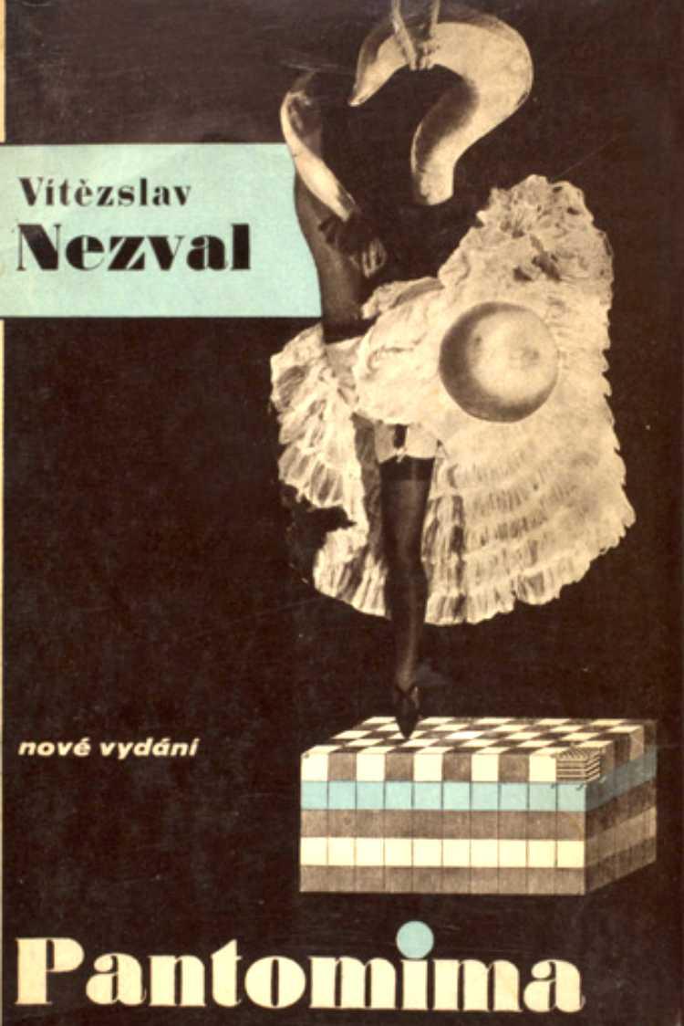 Czech-Avant-Garde-Vítezslav-Nezval-Pantomima