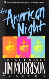 American-Night-the-Writings-of-Jim-Morrison