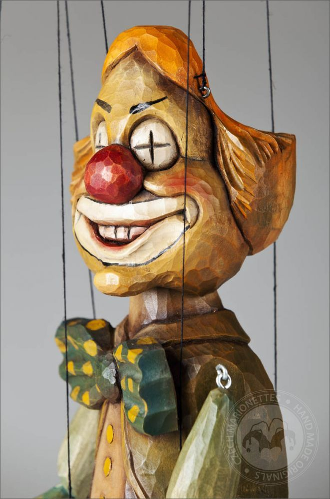 Clown-Czech-Marionette-Tres-Bohemes