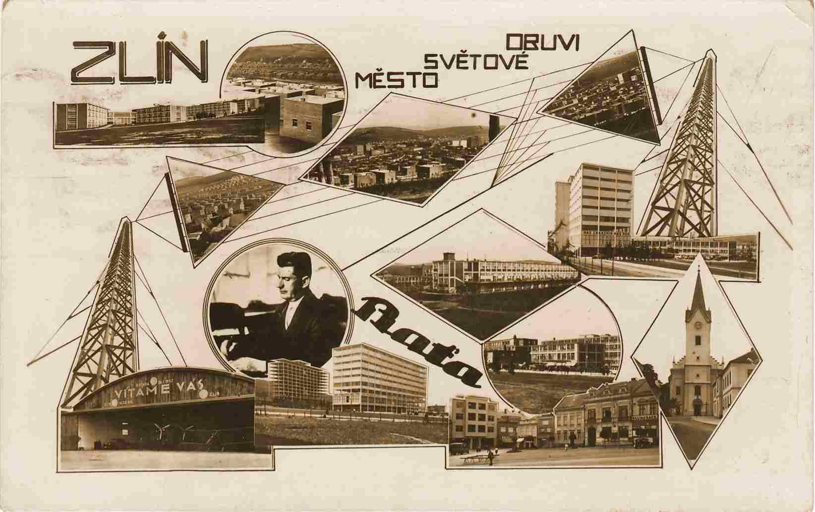 Czech-Avant-Garde-Zlín-Photomontage