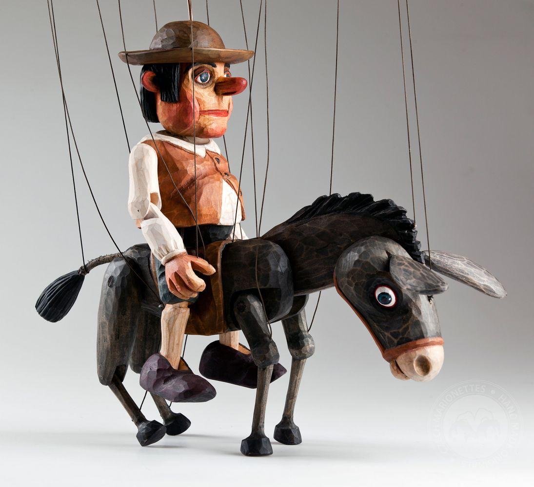Czech-Marionette-Horse-Tres-Bohemes