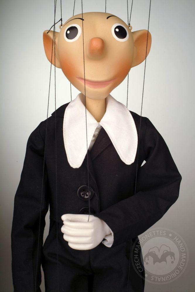 Czech-Marionette-Spejbel-Tres-Bohemes