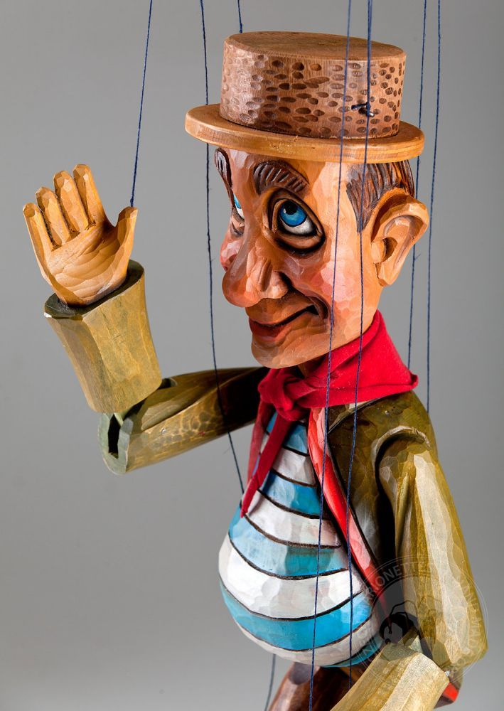 Czech-Marionette-Tres-Bohemes-Hand-Carved
