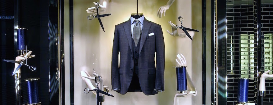 Ermenegildo-Zegna-Window-Display