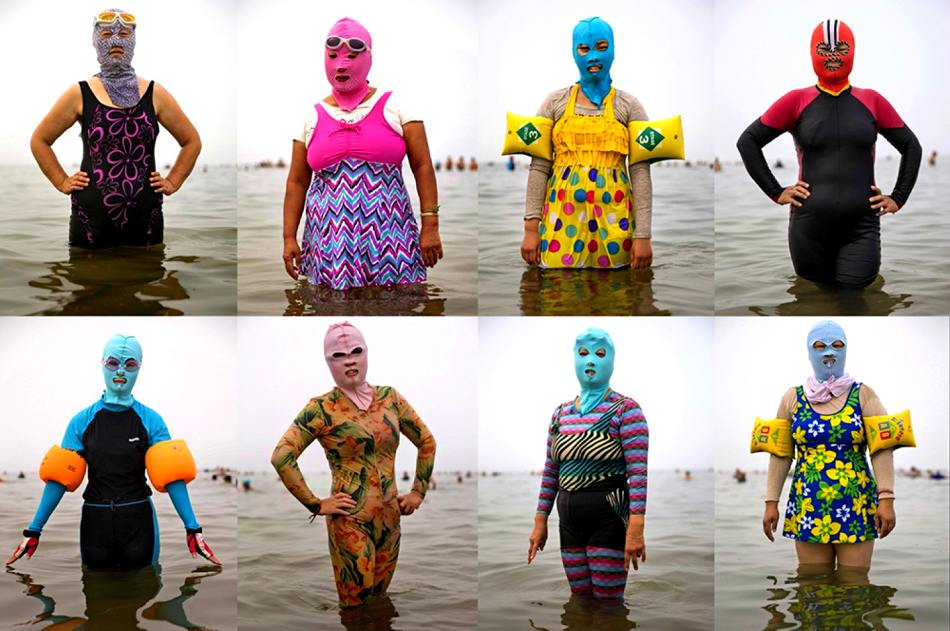 Facekini-Fashion-Trends-Mask-for-Beach