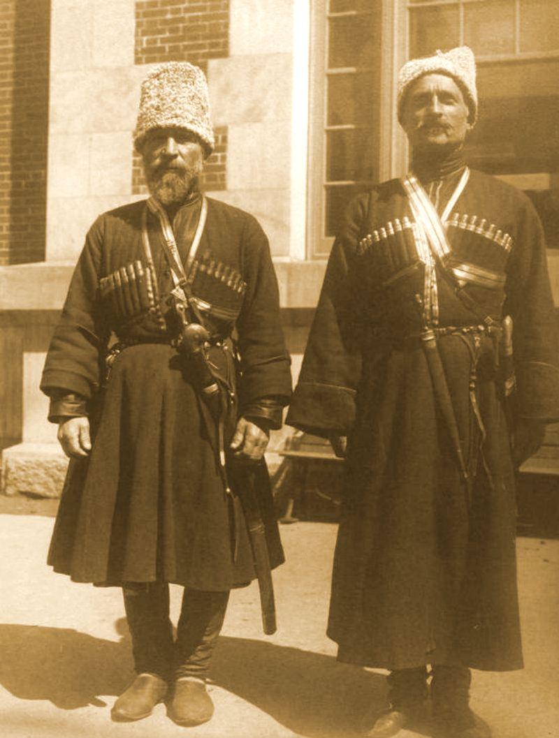 Georgian-Russian-Cossacks-2