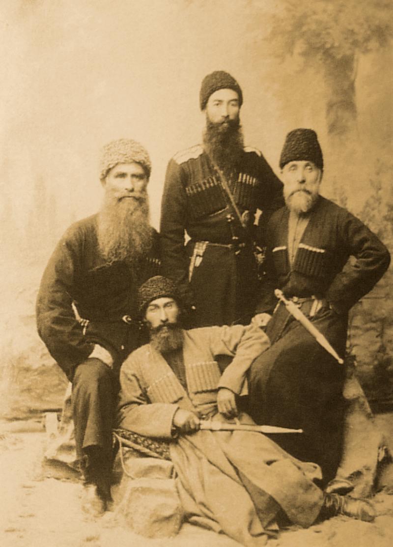 Georgian-Russian-Cossacks-44