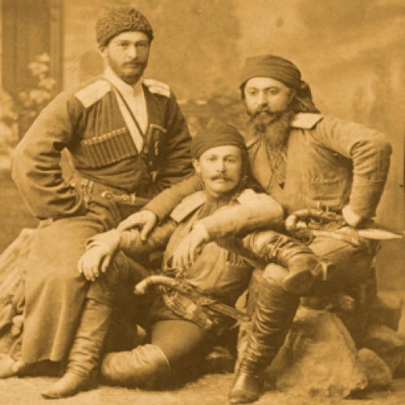 Georgian-Russian-Cossacks-47