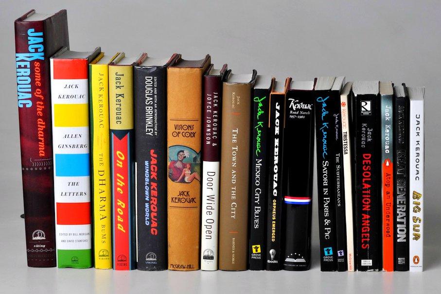 Jack-Kerouac-Beat-Generation-Books
