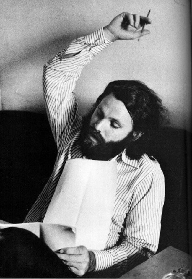 Jim-Morrison-as-a-Writer
