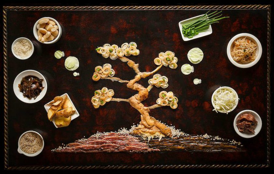 Korea-Food-Illustration-Food-Art