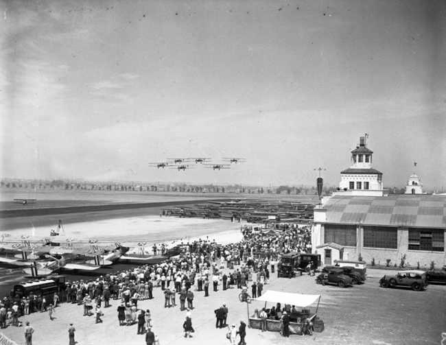 LAX_Mines_Field_Dedication_1928