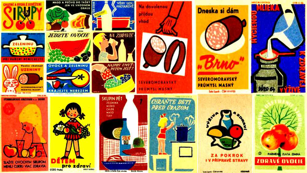 Czech-Matchbox-Graphics