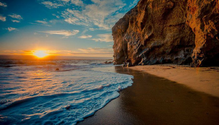 Pacific-Coast-Highway-Panther-Beach-California