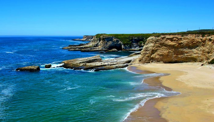 Pacific-Coast-Highway-Panther-Beach-Santa-Cruz