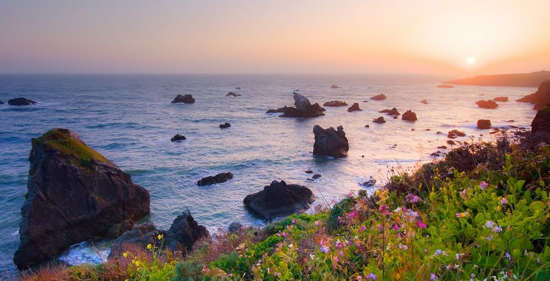Pacific-Coast-Highway-Sonoma-Evening