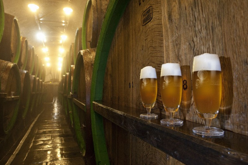 Pilsner-Urquell-Beer-Cellars-Bohemia-Czech