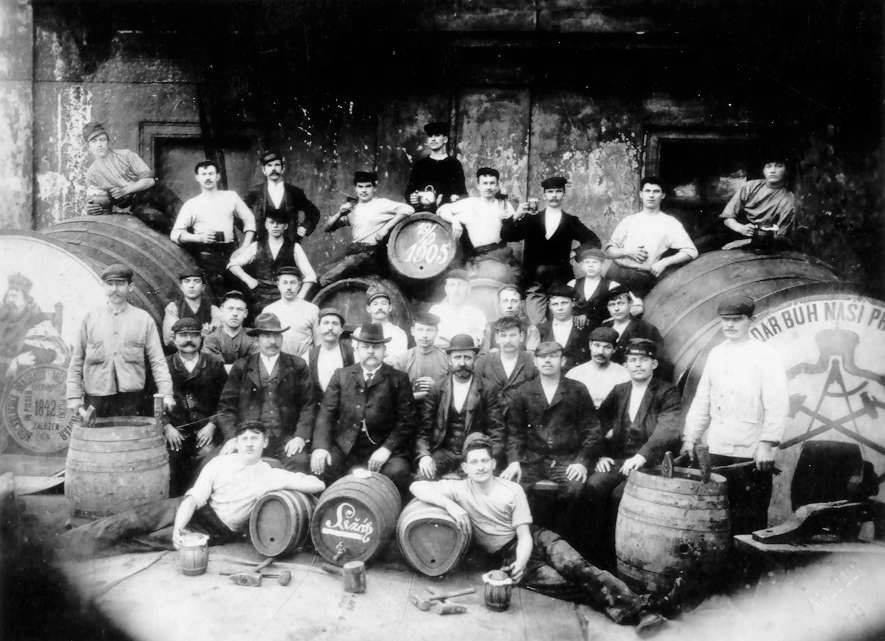 Pilsner-Urquell-Beer-Coopers-History-Photo-4