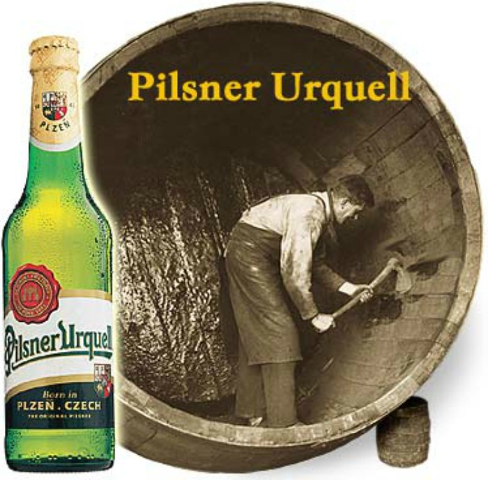 Pilsner-Urquell-History