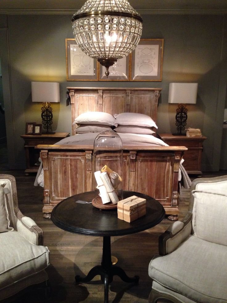Restoration-Hardware-Bedroom