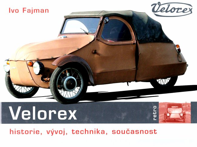 Velorex -Czech-Classic