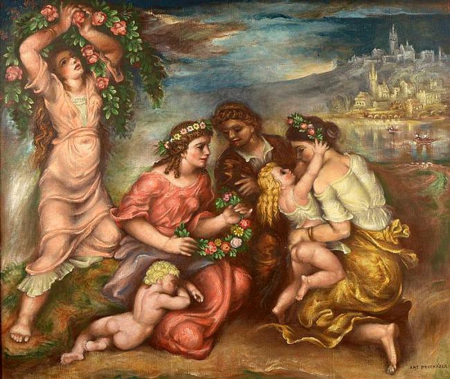 Antonin-Prochazka-Czech-Artist-Painter-Tres-Bohemes(28)