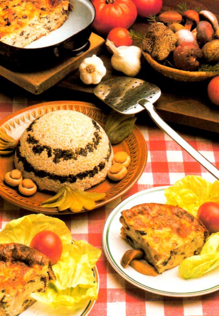 Mushroom-and-Ham-Noodle-Bake-and-Mushroom-Kuba