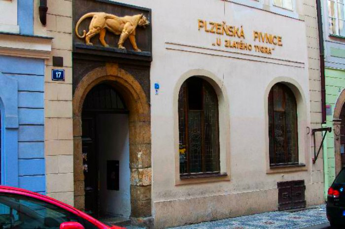Pivnice-u-Zlateho-Tygra-Prague-Pub