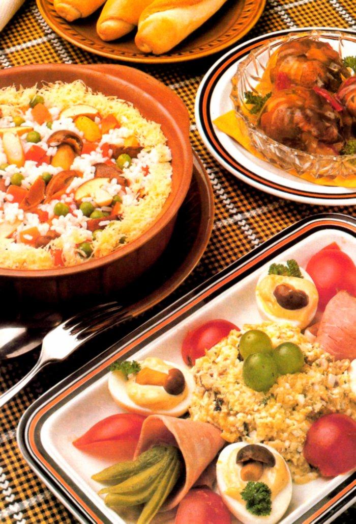 Rice-Salad-with-Mushrooms-and-Mushroom-Vegetable-Pate
