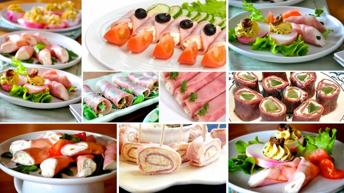 Rolled-Ham-Appetizer