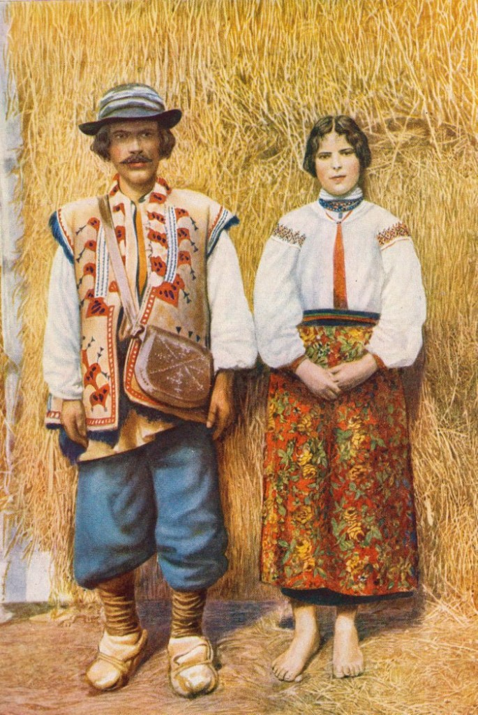 Ruthenian Farmers