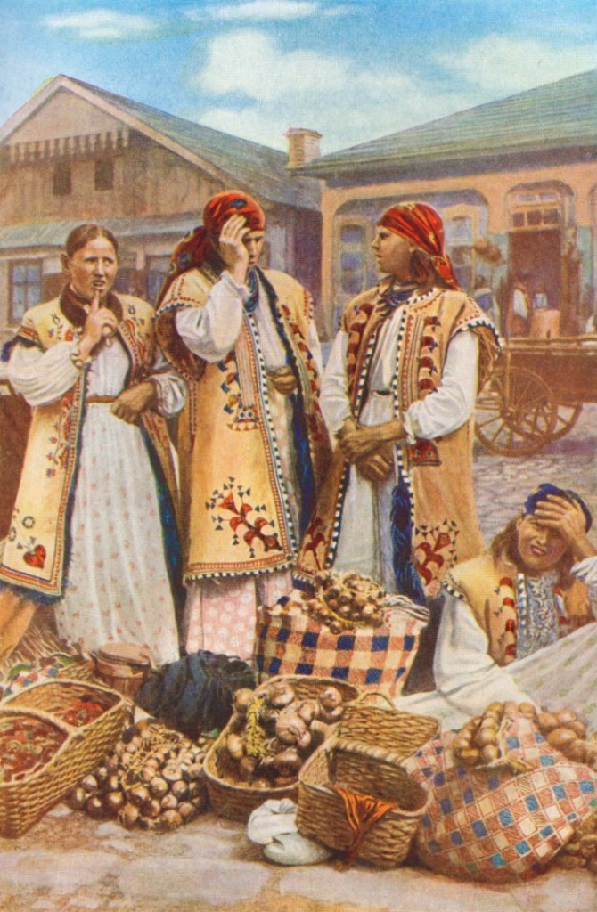 Ruthenian-Peasants