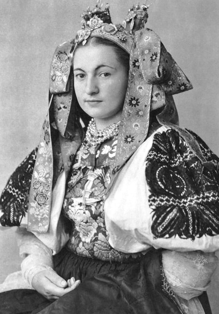 Slovak-bride-1950s