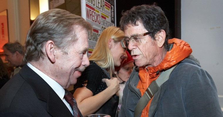 Vaclav-Havel-and-Lou-Reed-1990-at-US-Congress