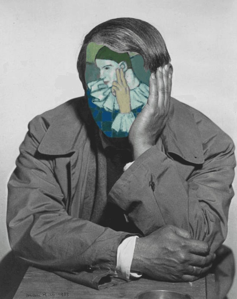 Picasso-Roberto-Voorbij-Tres-Bohemes
