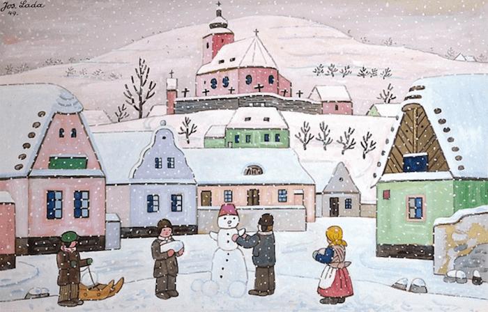 Josef-Lada-Christmas-Tres-Bohemes