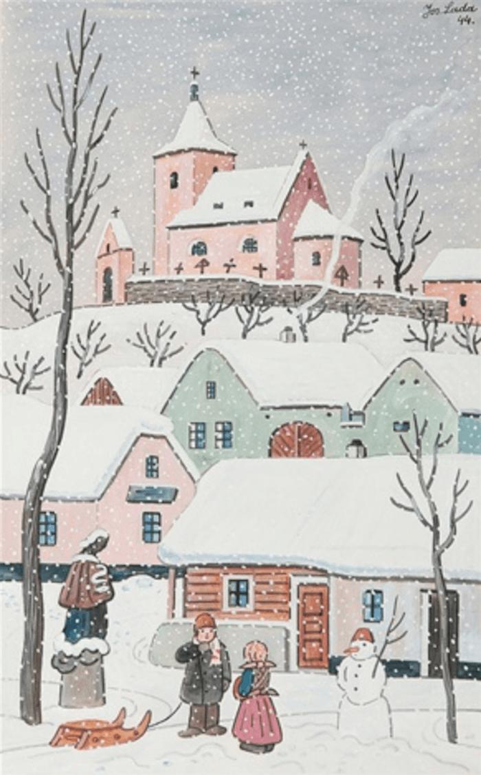Winter-Cards-Josef-Lada-Tres-Bohemes