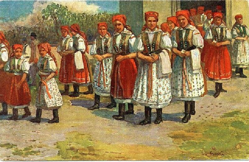 Czech-Easter_History