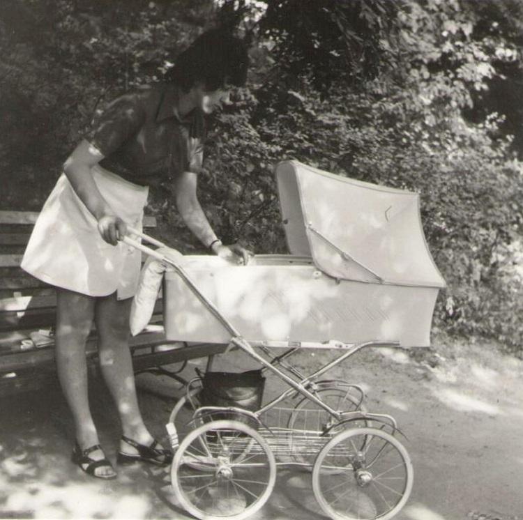 Czech-Vintage-Stroller