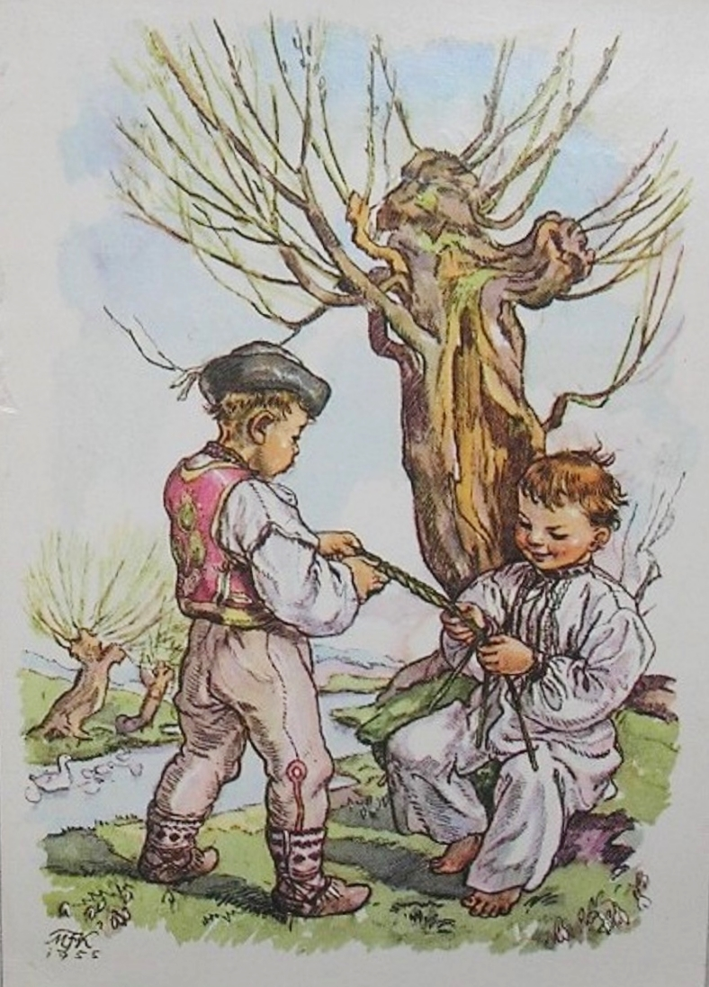 Easter-Reeds
