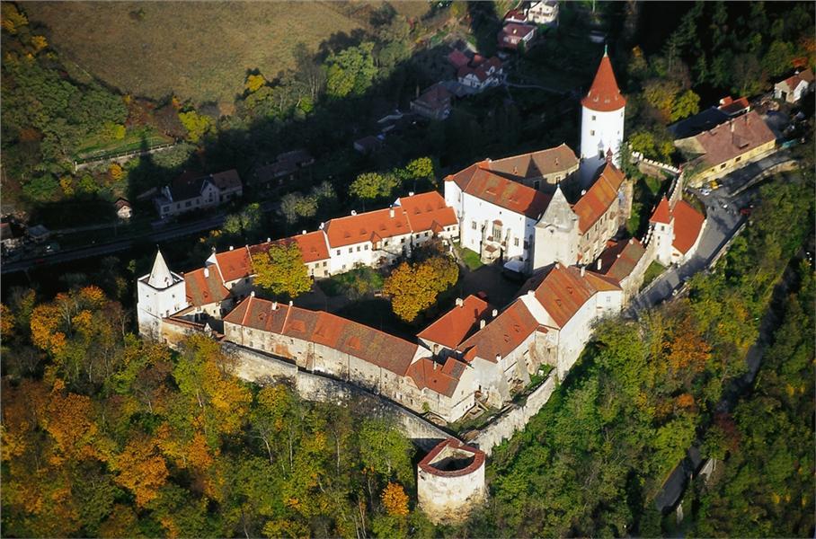 Krikovlat-Castle